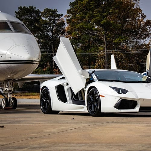 Milani Exotic Rentals: Exotic & Luxury Car Rental Atlanta