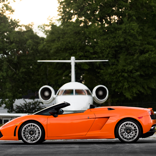 Exotic Car Rental Atlanta