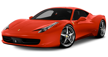 Ferrari 458 italia Car Rental Atlanta