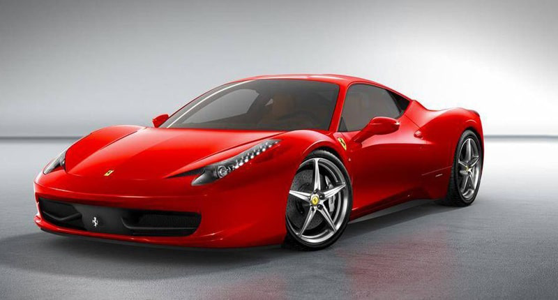Rent a Ferrari Car in Atlanta GA