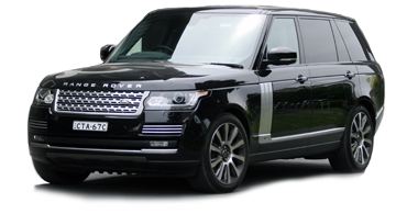 Range Rover HSE Car Rental Atlanta