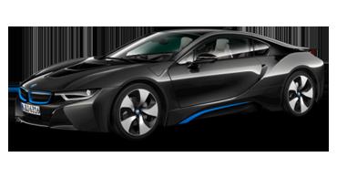 BMW i8 Car Rental Atlanta