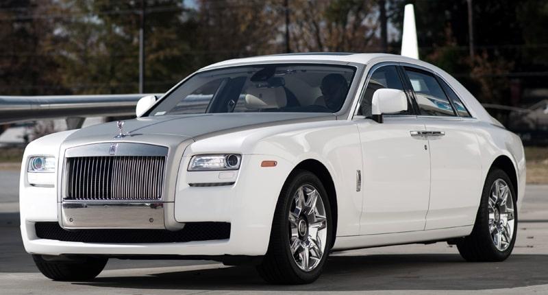 Rolls Royce Ghost Rental Atlanta Rent A Rolls Royce Atlanta Ga