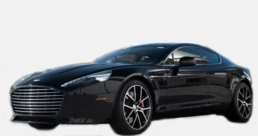Aston Martin Rapide Car Rental