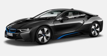 BMW i8 Car Rental Atlanta