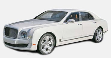 Bentley Mulsanne Car Rental Atlanta
