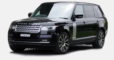 Range Rover HSE Car Rental Atlanta