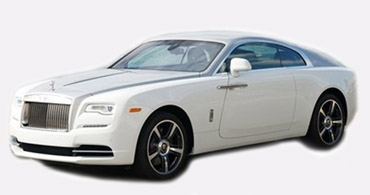 Rolls Royce Wraith Car Rental Atlanta
