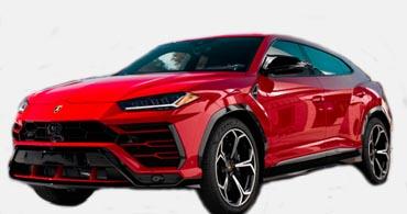 Lamborghini Urus Car Rental Atlanta