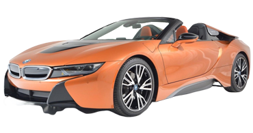 BMW i8 Roadster Car Rental Atlanta