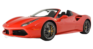 Ferrari 488 Spider Car Rental Atlanta