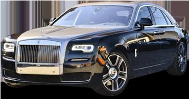 Black Rolls Royce Ghost Car Rental Atlanta