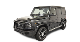 Mercedes G Wagon G63 AMG Car Rental Atlanta